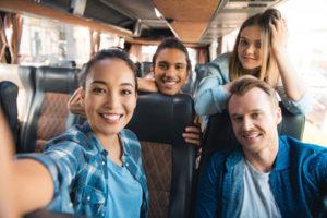 location bus